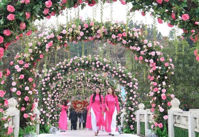 Lễ hội hoa hồng Bulgari - mang đến nhiều nỗi thất vọng cho du khách