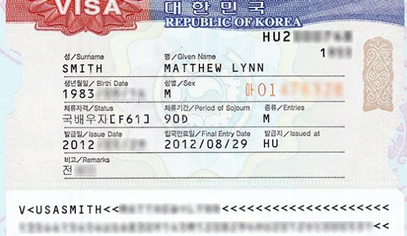 Thủ tục bảo lãnh sang Hàn Quốc