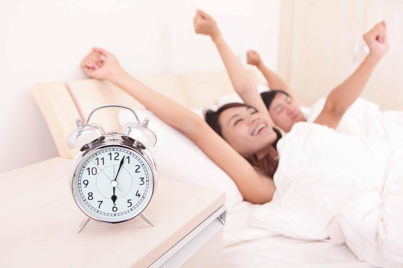 Chất lượng giấc ngủ ảnh hưởng đến chất lượng cuộc sống