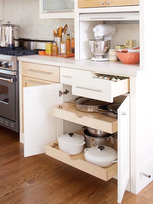 Những gợi ý đơn giản giúp căn bếp của bạn đẹp mắt hơn