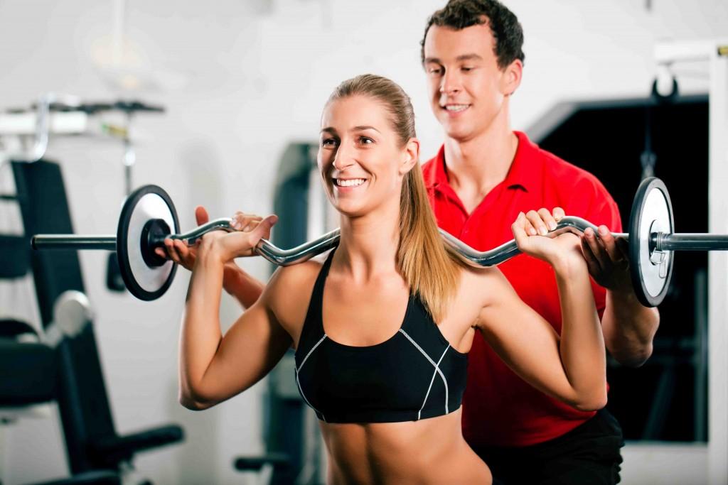 Tập gym giúp bạn phòng ngừa bệnh tật và có tinh thần thoải mái