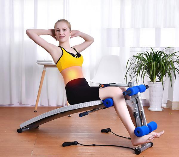 Tập gym giúp tăng cường sinh lực và xương chắc khỏe