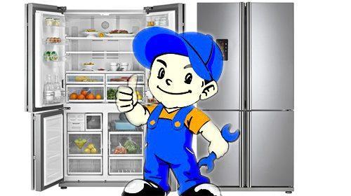 Dịch vụ và quy trình sửa chữa sản phẩm tủ lạnh tại nhà uy tín nhất