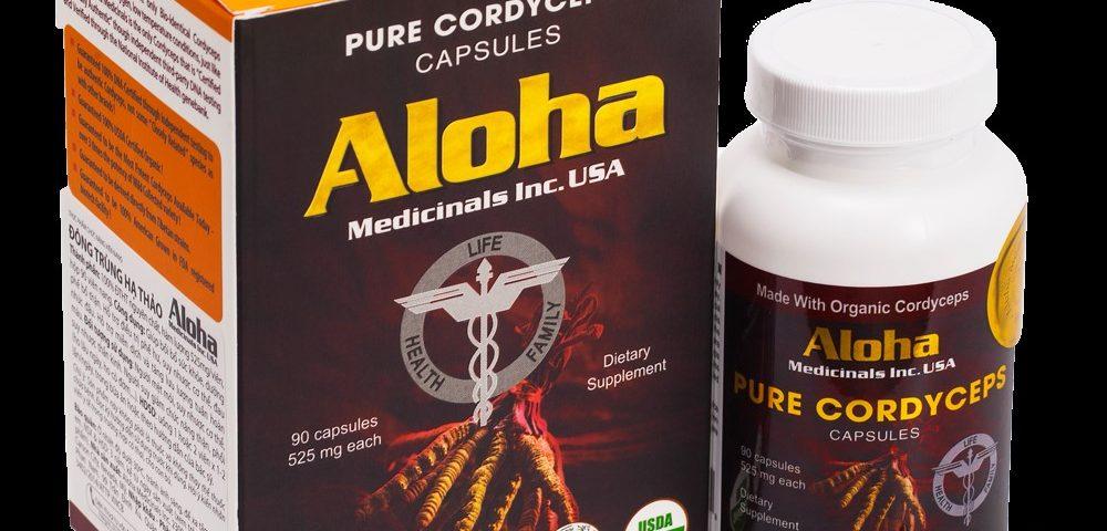 Đông trùng hạ thảo Aloha