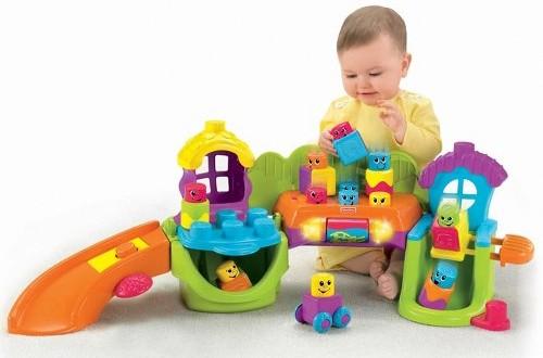 Giáo dục khi cho bé chơi đồ chơi