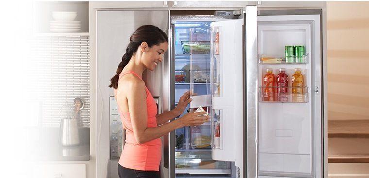Để ý đến tủ lạnh khi thấy bất thường