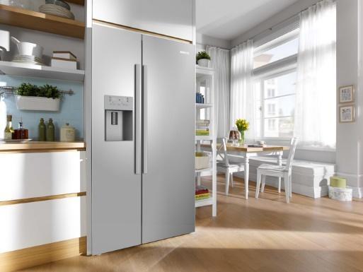 Không nên để tủ lạnh nơi ánh nắng trực tiếp