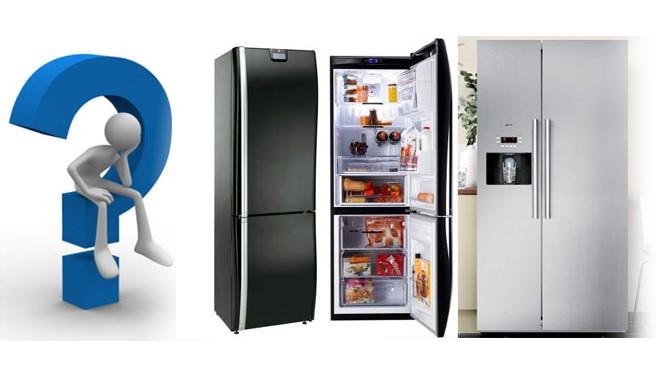 Những lỗi thường gặp ở tủ lạnh