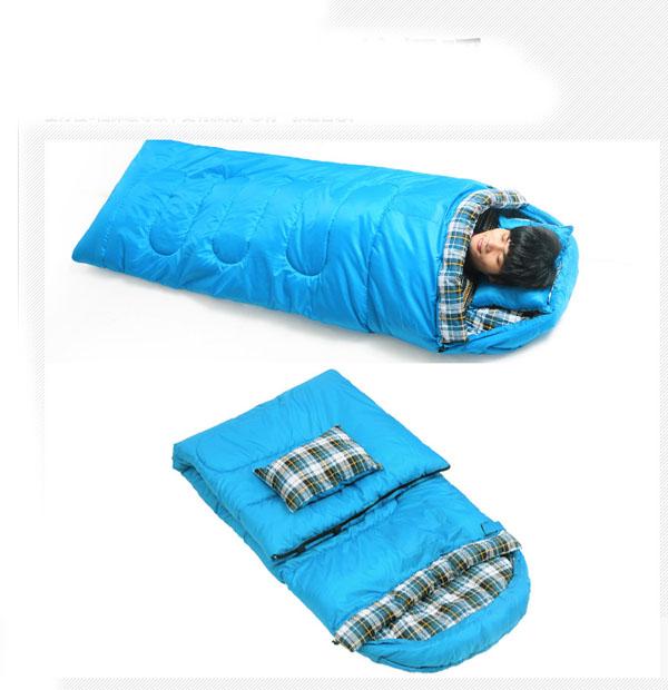 Vệ sinh bằng máy giặt đúng cách sẽ không làm hư hại túi ngủ của bạn