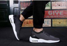 Những kiểu giày thể thao nam phổ biến