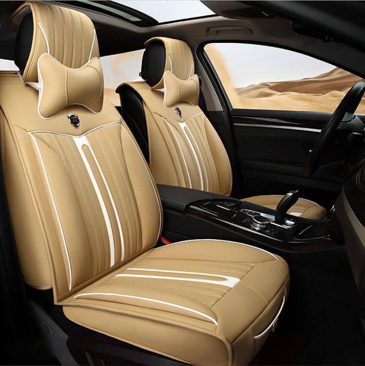 Nên bọc ghế da để bảo vệ nội thất ô tô