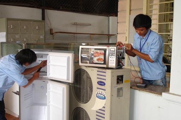Dịch vụ sửa chữa tủ lạnh uy tín quận Tây Hồ