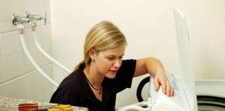 Hướng dẫn cách xả nước trong máy giặt Sanyo