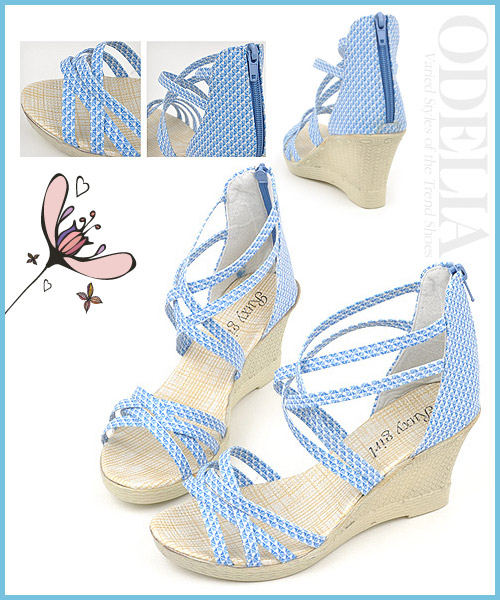 Sandal quai dây điệu đà, nữ tính