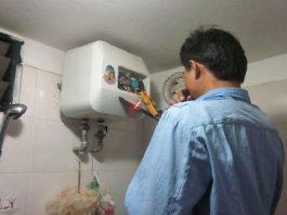 Sửa chữa bình nóng lạnh tại nhà tại Hà Nội