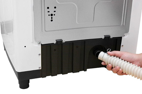 Hướng dẫn lắp ống nước máy giặt.