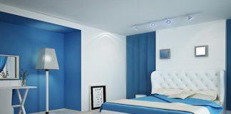Màu sơn phòng ngủ cho người mệnh thủy mang lại tài lộc