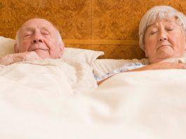 mất ngủ ở tuổi già