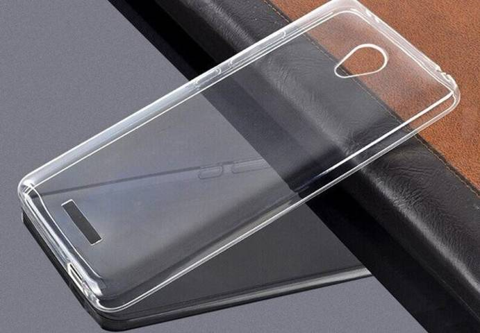 Ốp silicon trong suốt