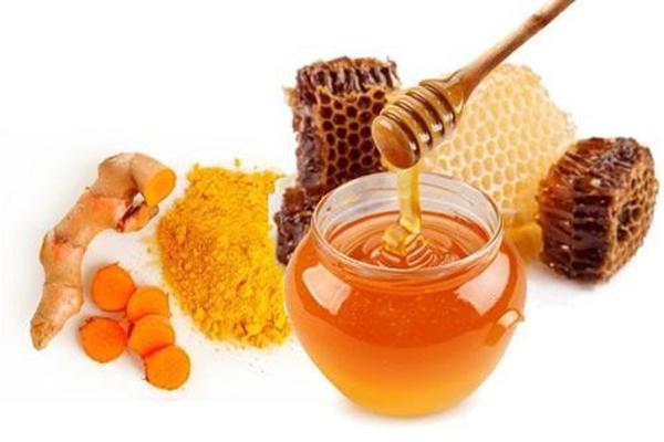 Phương pháp chữa bệnh dạ dày bằng nghệ và mật ong