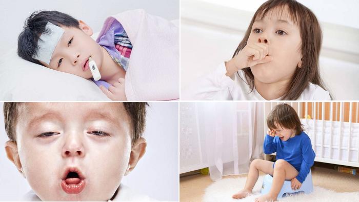 Triệu chứng của bệnh viêm phổi ở trẻ