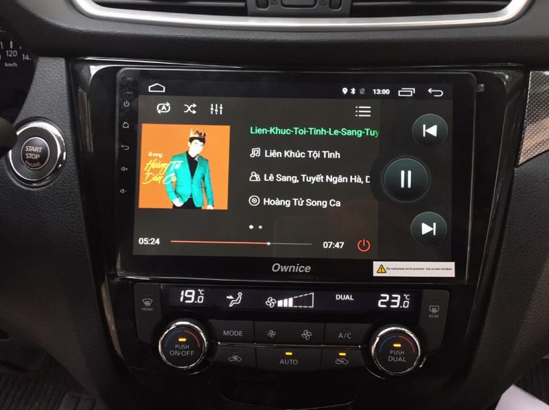 Không dòng sản phẩm nào có những ưu điểm vượt trội như đầu màn hình DVD Android cho xe Nissan X-trail
