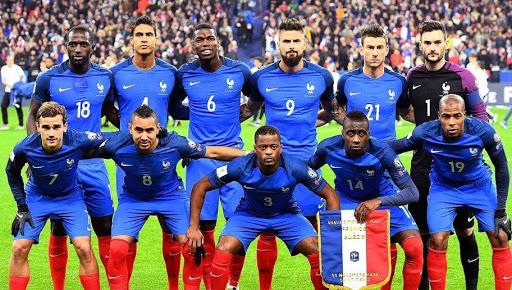 Đội tuyển Pháp được kỳ vọng cao