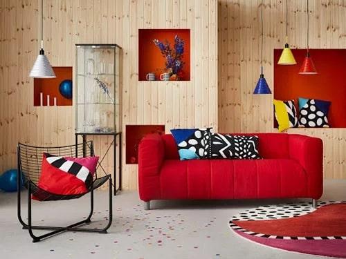 Phong cách nội thất độc đáo, ấn tượng